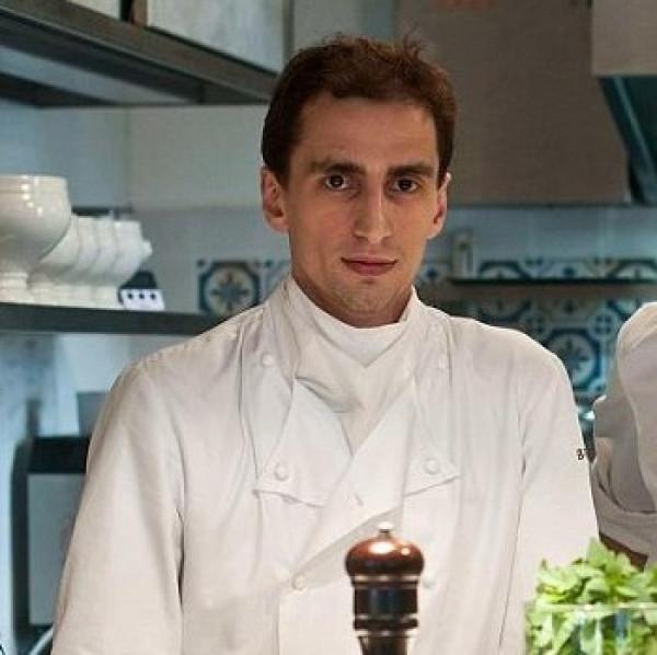 NICOLAS CASTELET | Collège Culinaire de France