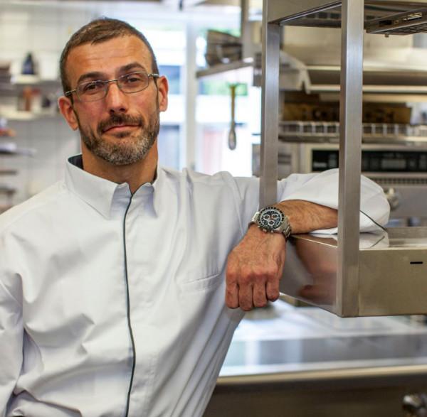 ARNAUD BARBERIS | Collège Culinaire de France